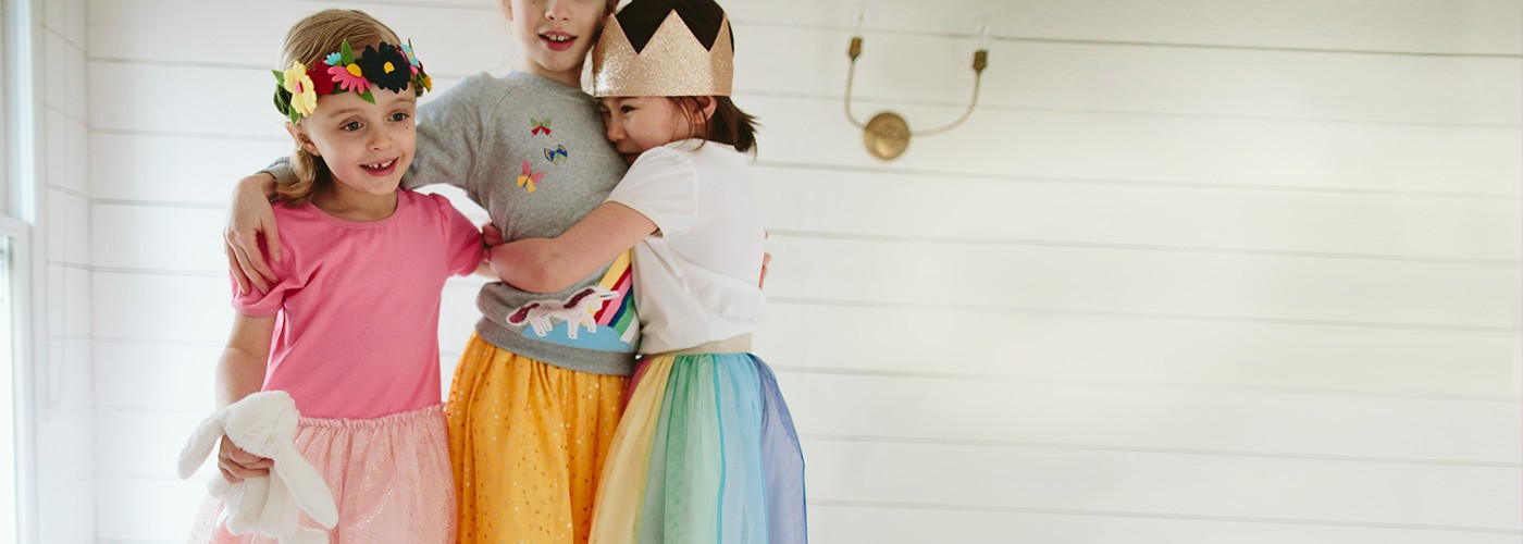 imagine kids endless imaginations are the inspiration for our magical and supercomfy new collection