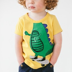 shop all toddler tops & tees