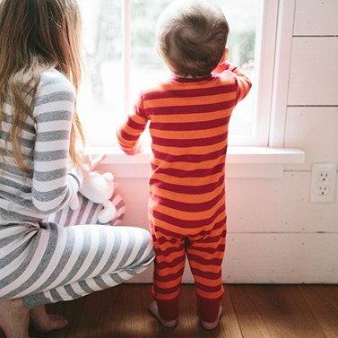 shop organic pajamas for toddler