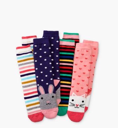 Lotsa socks and tights. Shop girls and toddlers.