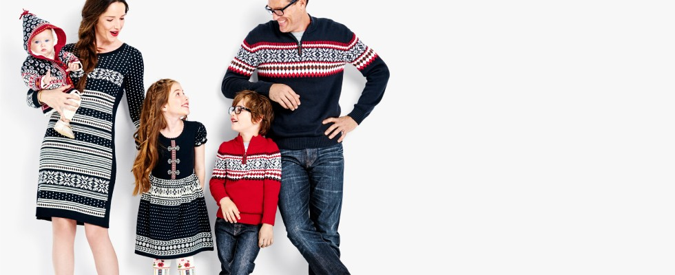 Shop snö happy family collection