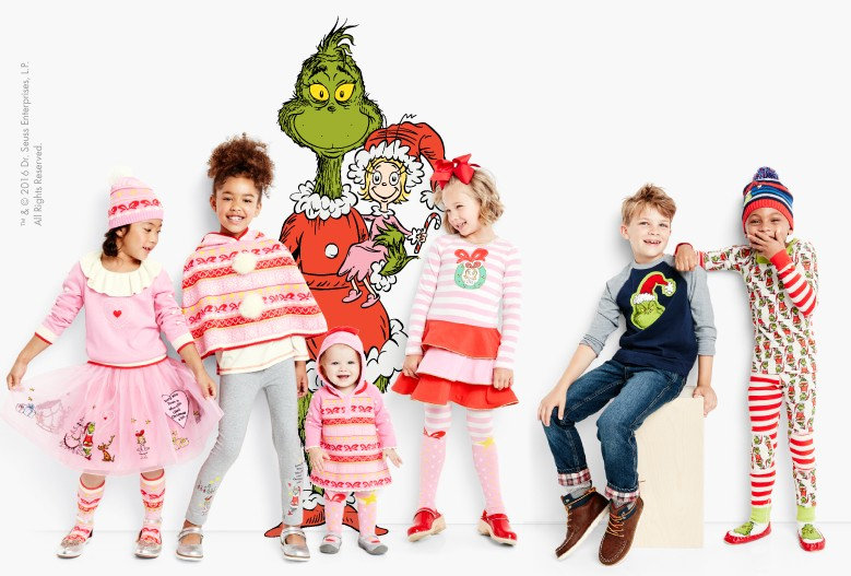 The Grinch is here! Our hearts just grew three sizes! Shop it all!
