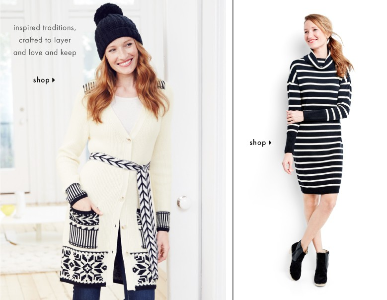 shop women's sweater looks