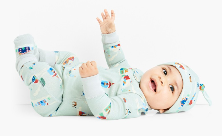 shop pure & soft baby sleepers