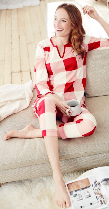 Shop Dreamy Pima Cotton Sleepwear