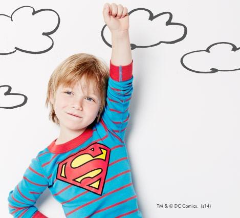 Super Hero Sleepwear