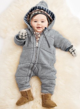 Shop Baby Cozy Outerwear 20% off cold weather gear