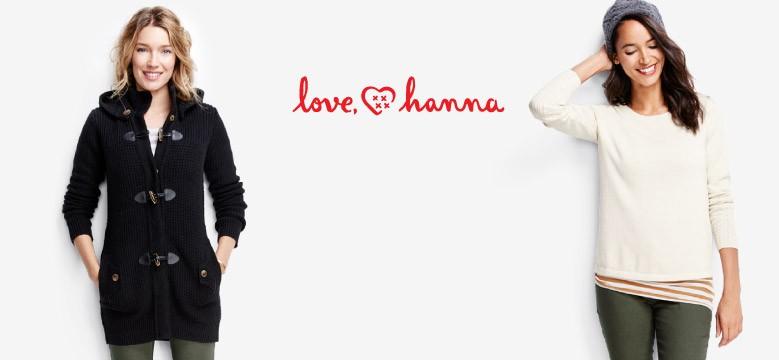 Shop Sale Women's 20% Off Love, Hanna select styles