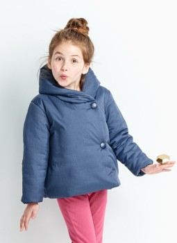 Shop Girls Outerwear Our bluster buster coats