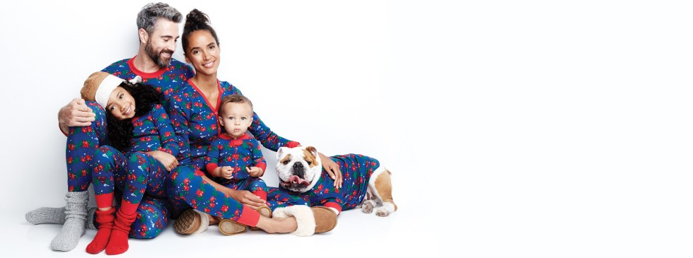 Altogether Organic; Our huge family of crazy-cozy PJ's is here