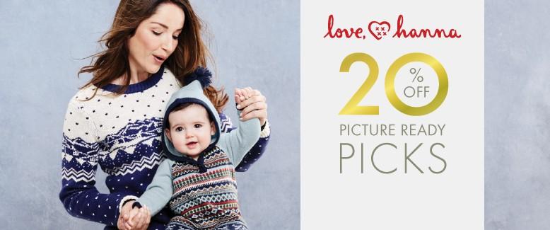 Shop Women 20% Off Picture Ready Picks