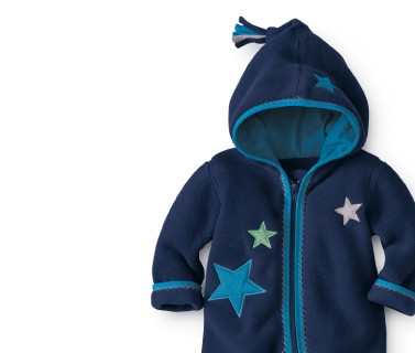 Shop Baby cold snap!  up to 50% off outerwear