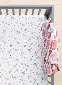 Shop Baby Hannasoft™ sheets start your nursery here