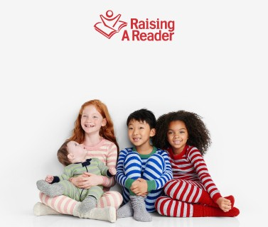 Shop Sleepwear 15% of profits from our most-loved striped kids pj's are given to Raising a Reader Help Kids Read