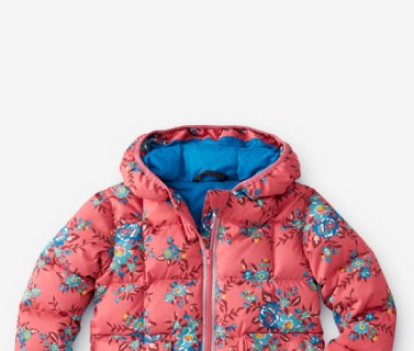 Shop Girls cold snap!  up to 50% off outerwear