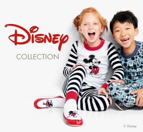 Disney Collection; Shop Now