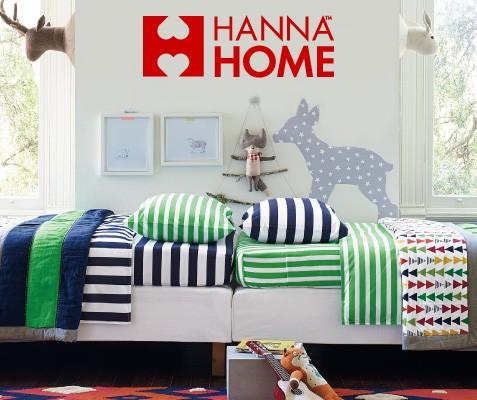 Hanna Home; Shop Sheets & Bedding