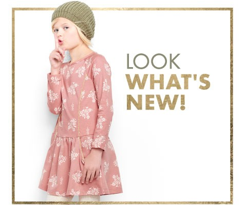 Look What's New!; New Arrivals