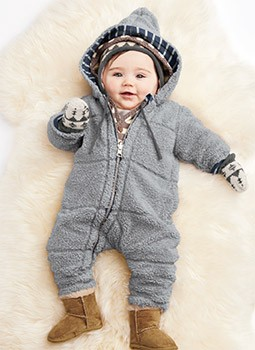 Shop Baby OUTERWEAR all in one and you're done