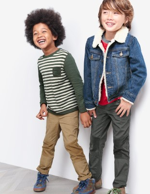 All Boys Pants $29; Find his faves and go; Shop now