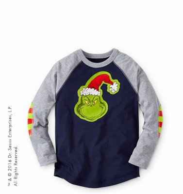 It's the Grinch! Shop all the magic!