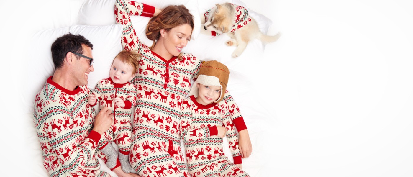 Celebrate with family. Shop new family collections.
