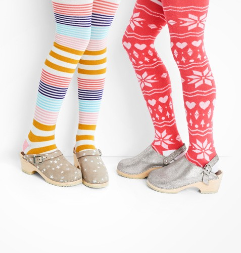 oodles of new tights crafted in Europe shop now