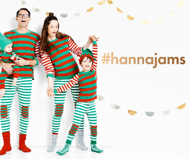 Join the family matching party #hannajams