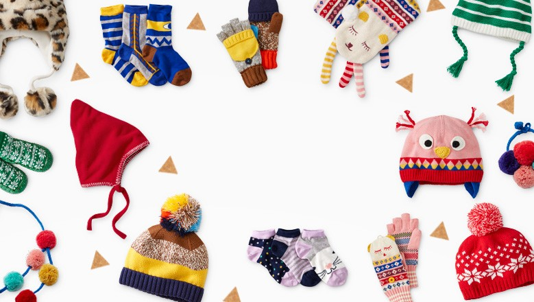 Stocking Stuffers: Cozy little gifts wrap up your list in a wink! Shop perfect gifts!