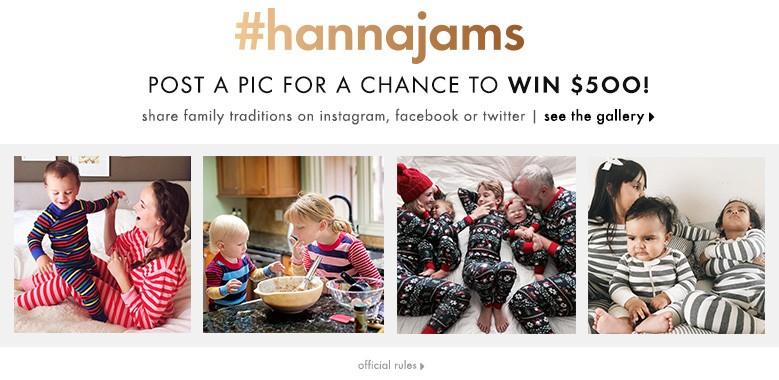 #hannajams, join the party