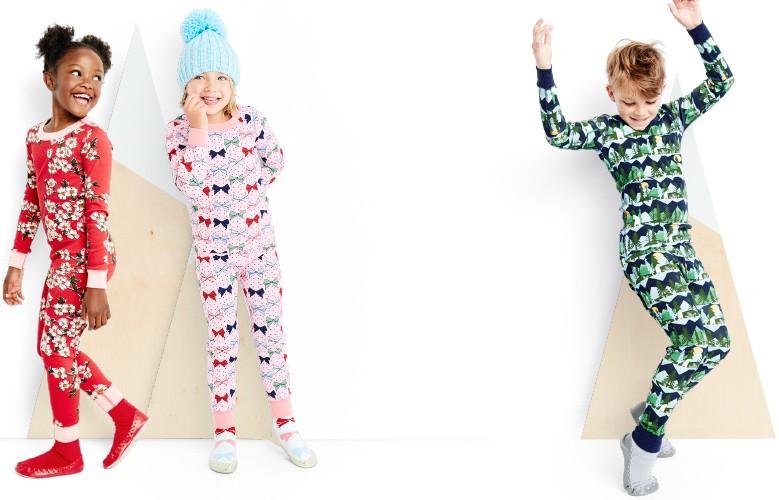 25% off sleighloads of sleepwear. Shop girls, boys, baby, and women.