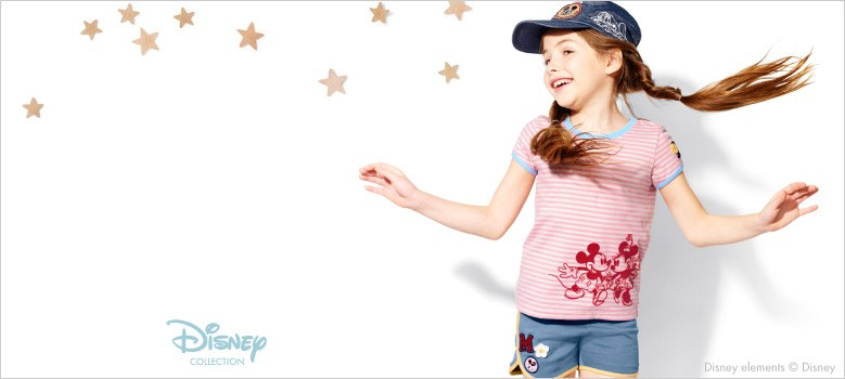 Let's Go Mickey Mouse a NEW summer collection.  Shop it all.