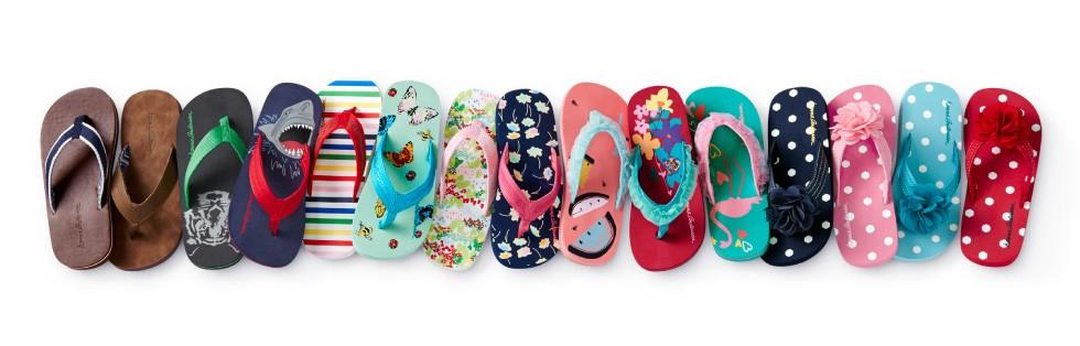 Flip Flop Shop; Save on summer essentials; 25% off flip flops