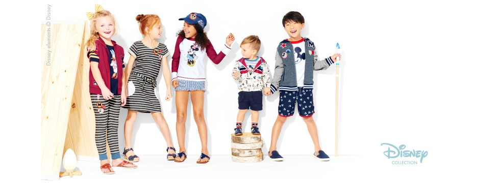 Let's go mickey mouse! A NEW summer collection; Shop now