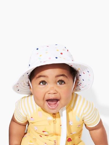 25% off baby swim. Meet the amazing sun hat. Shop now.
