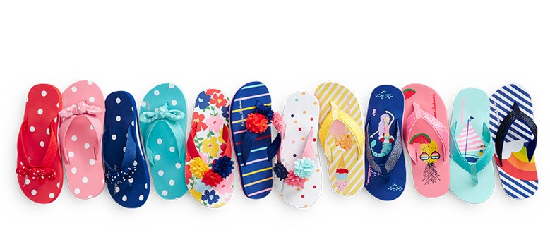Flop flop time 25% off. Comfier than ever and ready to kick up fun. Shop now.