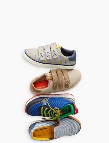 25% off Hanna shoes. We're all about comfy. Shop boys shoes.