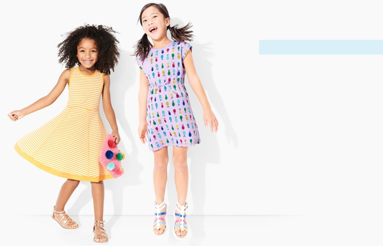 dresses from $20 dress stories what's her fave dress? shop now