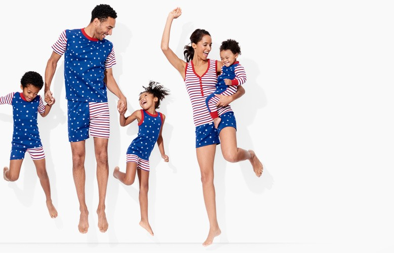shop supersoft organic pajamas for the family