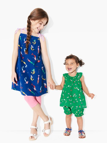 Dresses from $20. Baby, toddler, and girls.