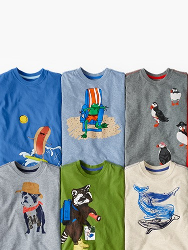Art tees from $15. Our softest cotton ever. Shop now