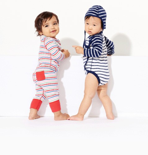50% Off 2nd Baby Item; Shop Baby