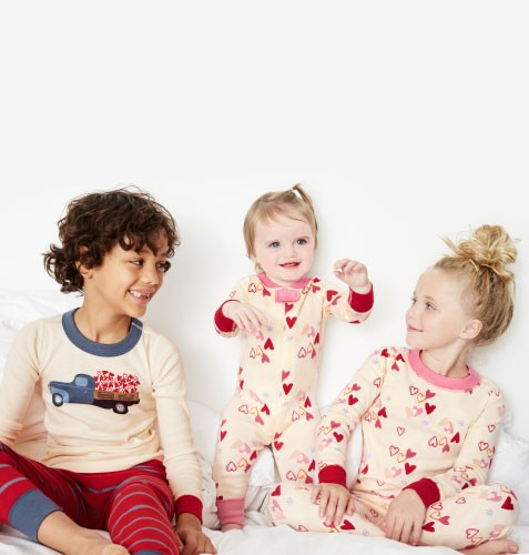 Be My Valentine.  Shop Sleepwear