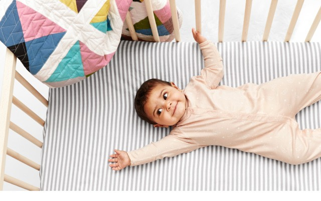 HannaSoft™ cotton makes our sheets a lullaby—they're soft and they're Oeko-Tex® certified, too!