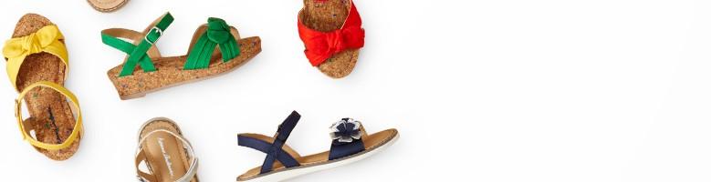 20% Off Girls Sandals. Shop them all.