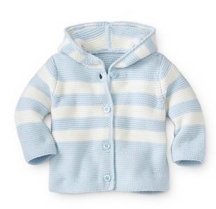 Baby sweater hoodie