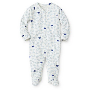 Baby footed Sleepers