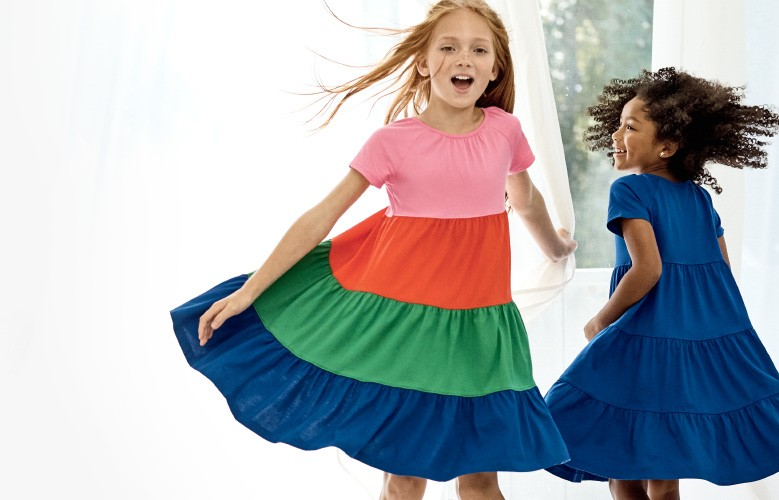 everything's new let's play shop dresses