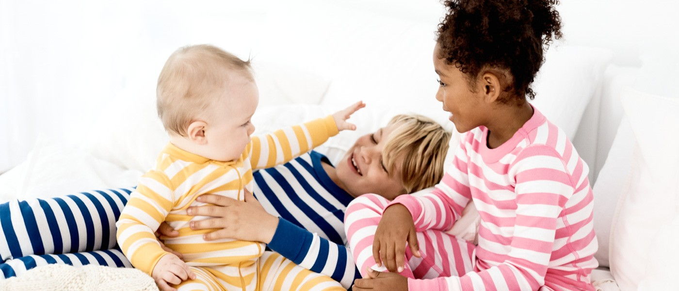 dreamy soft pajamas comfy organics help give kids healthy sleep shop baby, girls, boys