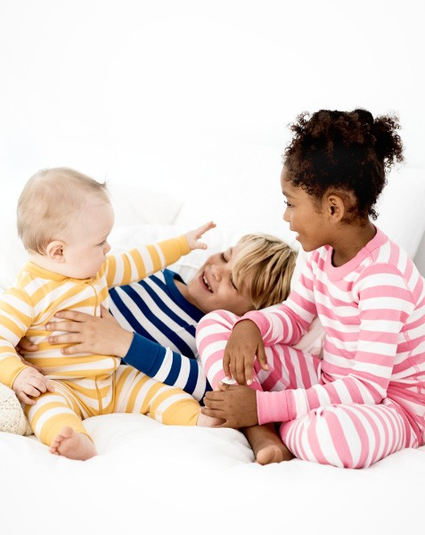 dreamy soft pajamas comfy organics help give kids healthy sleep